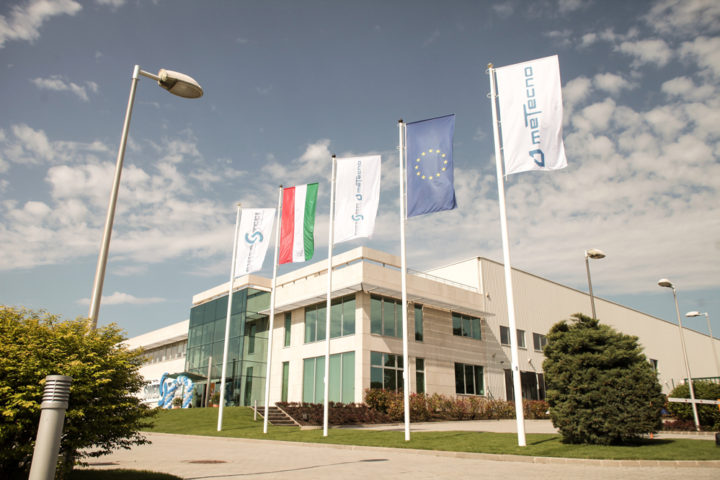 €11,5 million investment for the Hungarian production plant of Swedsteel-Metecno