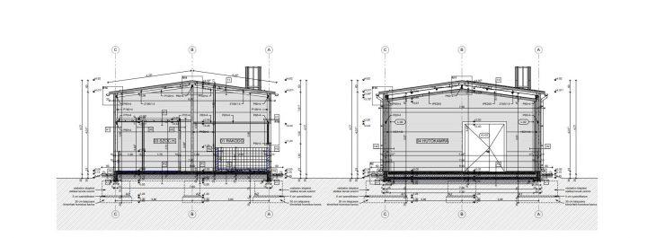 A hűtőház építés alapszabályai