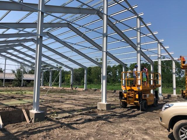 Magtár, állattartó épületek, géptárolók, borászat, élelmiszer csarnokok – Hogyan kezdjük az építését?