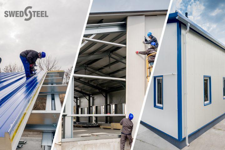 Szendvicspanel – modern, gyors és kíváló építkezési technológia