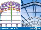 Acélos kapcsolat: statika, építészet és az acél